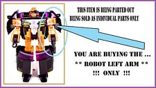 Transformers Cybertron _ DX Class _ Cannonball _ Left Robot Arm