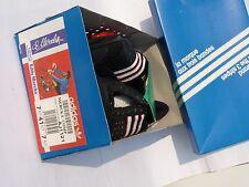 NOS vintage Ad  idas cycling shoes EU size 41-1/3 US size 7-1/2 NIB noA4us