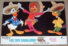 Walt Disney's The Three Caballeros  movie poster print # 2