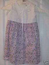 HANDCRAFTED LITTLE GIRL LAVENDER  DRESS SIZE 2
