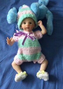 Reborn Doll..fairy petunia