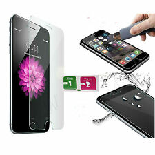 Tempered-Glass Film Screen Protector Cover Guard Shield for Apple iPhone Samsung