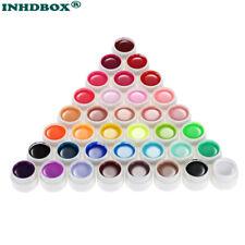 36 Nail Art UV Gel Set Farbgel Effekt-Gele Nagel Design Für Fingernägel