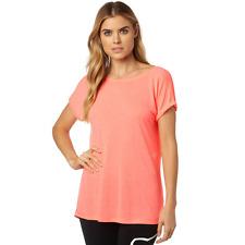 Fox Racing Womens Enduration Tee Shirt Size Small Melon Fast & Free UK Post