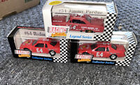 Racing Collectibles 1/64 54 Jimmy Pardue 64 Rodney Combs 3 Race Car Lot!