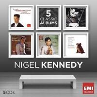 Nigel Kennedy - Nigel Kennedy - 5 Classic Albums (NEW 5CD)