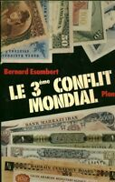 Livre le 3ème conflit mondial Bernard Esambert book