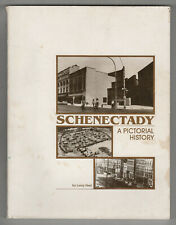1984 SCHENECTADY PICTORIAL HISTORY New York LARRY HART Illustrated NY Photos