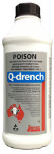 Q-Drench A Unique 4 way anthelmintic Drench for use in sheep 1 litre