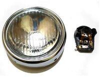 VESPA COMPLETE HEAD LIGHT HEAD LAMP INC. BULB HOLDER FOR VBB VBA VNB GS 150