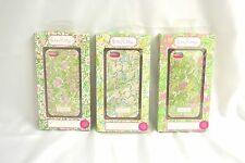 Lilly Pulitzer cell iPhone 5 case cover Sunny Side Elephant Ears 5S Drawing Room