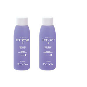 Zoya Remove Plus Nail Polish Remover 2 oz set of 2