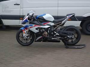 Auspuffabdeckung, Auspuffblende, Belly Pan für BMW S1000RR (2019-2021)