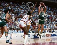 Larry Bird Autographed Signed 8x10 Photo ( HOF Celtics ) REPRINT ,