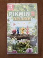 Pikmin 3 Deluxe Nintendo Switch New Sealed