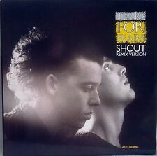 """Tears For Fears – Shout (Remix Version) [French 12"""" Single]"""