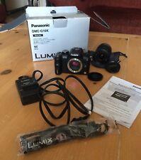 Panasonic Lumix DMC-G10 12.1 MP Digital Camera with 14-42mm/F3.5-5.6 ASPH