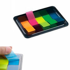 Fluro Repositionable Adhesive Sticky Notes Index Tabs Page Markers Bookmark