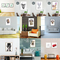Modern Simple Oil Painting By Numbers Kit Wall Art Picture Home Decoration Gift
