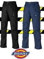 New Dickies Redhawk Pro Combat Work Wear Cargo Trousers Multi Pocket WD801
