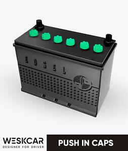 Edsel Battery 29NF (1958-60) Push in Caps kit