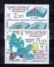 TAAF Terres Australes et Antarctique Françaises n° 138/139 neuf sans charnière