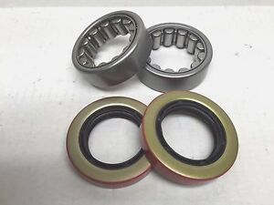 PAIR *NEW* Buick Chevrolet GMC Pontiac Rear Wheel Bearing & Seals