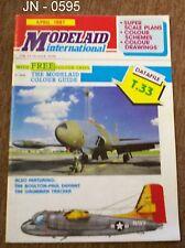 Modelaid International - April - 1987