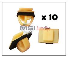 10 x HYUNDAI SILL AND BODY SIDE MOULDING TRIM CLIPS FASTENERS