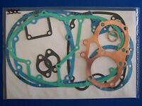 330C BSA 650cc A65 A65L 1962-66 ENGINE GASKET SET SOLID COPPER HEAD GASKET ***