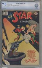 ALL-STAR COMICS 53 - CBCS 7.0 - Hawkman , Green Lantern - DC Comics