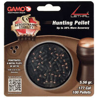 NEW Gamo Lethal Pellets .177 100 Count 632274054