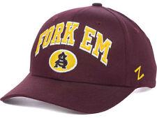 Arizona State University Sun Devils Zephyr NCAA Z Sport Cap Hat  OSFM