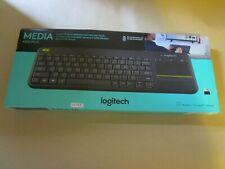 Logitech K400 Plus Wireless Touch TV Keyboard Model 920-007119