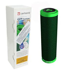 Carbonit GFP Premium D-9 (höherer Durchfluss) Wasserfilter für Sanuno Vario-HP