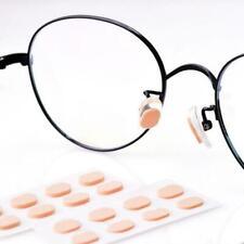 10 Pairs Soft Foam Nose Pad Self Adhesive Anti Slip Eyeglass Sunglasses Nose Pad