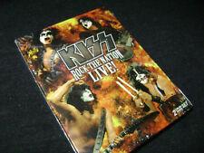 Kiss Rock Nation Live - 2 DVD - Double Full Screen Ntsc - *NEW/STILL SEALED*