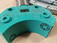 Pepperl + Fuchs Induktiver Sensor NCN3-F25F-N4-Y Art.Nr.188326 mit 16 mtr. Kabel