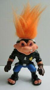 Battle Trolls Officer PaTroll 1992 Hasbro Vintage Retro Toy