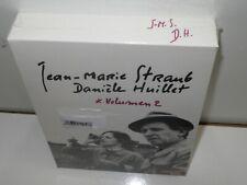 jean-marie straub - daniele huillet - vol.2 - dvds- sicilia - el viandante -esos