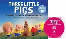 Three Little Pigs: A Favorite Story in Rhythm and Rhyme (Mixed Media Product)