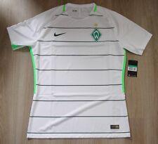 Nike Werder Bremen Spielertrikot 2017/18 Neu Größe XL