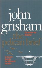 The Pelican Brief by John Grisham - NEW PAPERBACK