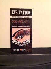 HARD CANDY EYE TATTOO EXOTIC PRINT EYESHADOW APPLIQUES~EYE SHADOW KIT122~3 LOOKS