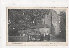 Westham Church Sussex Vintage Postcard 678a