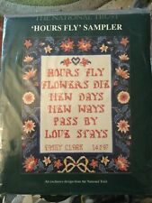The National Trust Hours Fly Counted Sampler