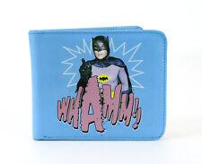 Whamm - Pale Blue Batman Boxed Wallet 5055453422034