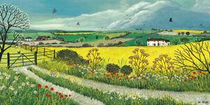 Jo Grundy Canvas Landscape Seascape Art Prints 66 Different Picture Options