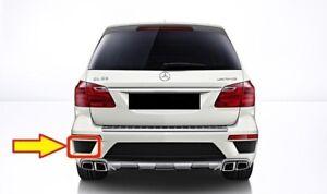 Neuf Véritable Mercedes Benz Gle Classe W166 AMG Pare-Chocs Gauche Gril