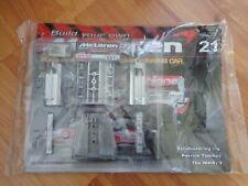 ISSUE 21 DEAGOSTINI 1/8 BUILD YOUR OWN MCLAREN MP4/23 LEWIS HAMILTON 2008 F1 CAR